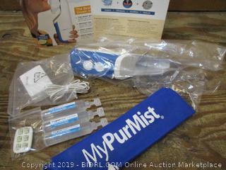 My Pur Mist/Free Cordless Ultrapure Steam Inhaler