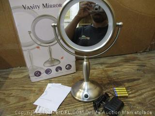 Vanity Mirror Box damage