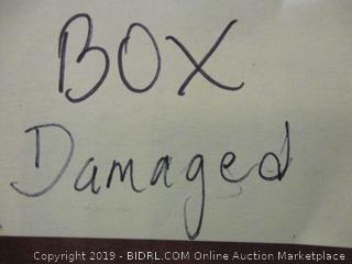 Hizek Hot Air Styler box damage