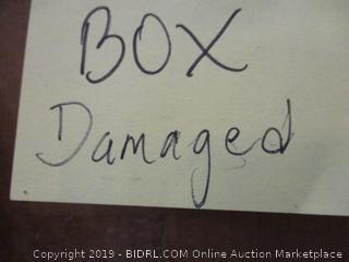 Cora 3 Complete Facial Spa  box damage