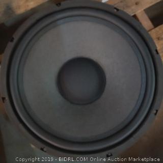 Seismic Audio Impedance Bohm Quake box damage