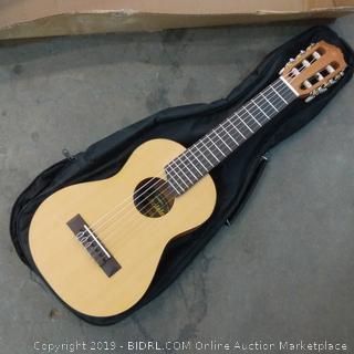 Yamaha Acoustic Guitar  box damage