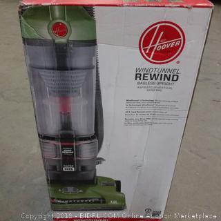Hoover windtunnel rewind bagless Upright