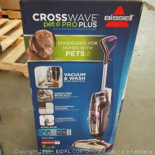 Bissell Crosswaver Pet & Pro Plus