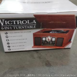 Victrola 6 in 1 Turntable