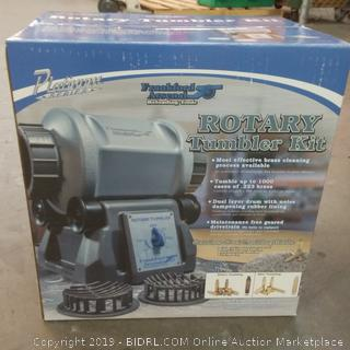 Rotary Tumbler Kit