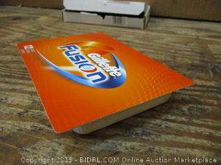Gillette Fusion Cartridges Factory Sealed Opened for Picturing