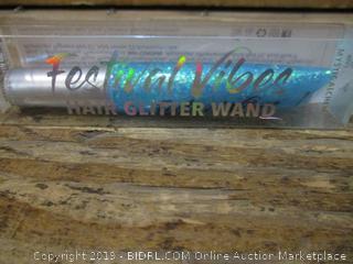 Glitter and Hair Glitter Wand