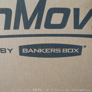 Smooth move Bankers boxes