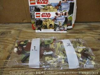 Lego Star Wars possibly missing part/ box damage