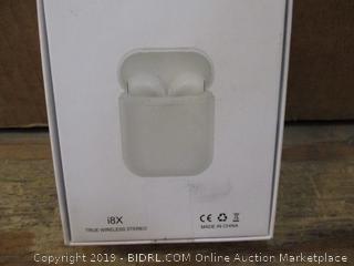 i8X-TWS Bluetooth Headset