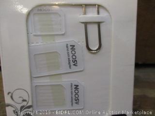 Noosy Unlimited Innovation  Nano Sim Adapter