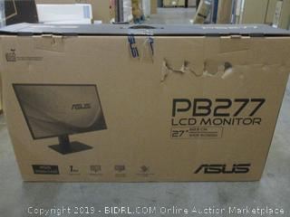 """ASUS LCD Monitor 27""""  See Pictures"""