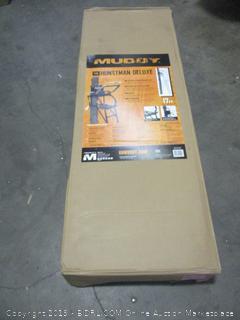 Muddy Huntsman Deluxe Ladderstand