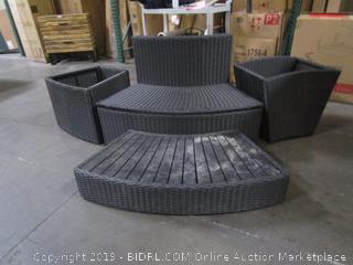 Outdoor Sofa Pieces