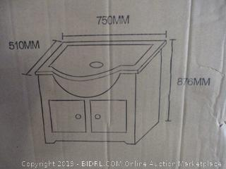 Heselian Bath Cabinet