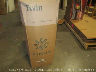 "Zinus 10"" Coil Spring Mattress, Twin"