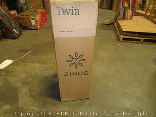 """Zinus 8"""" Spring Mattress, Twin"""