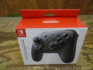 Nintendo Switch Pro Controller Factory Sealed