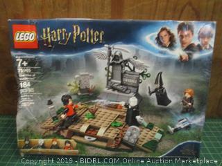 Lego Harry Potter box damage Factory Sealed