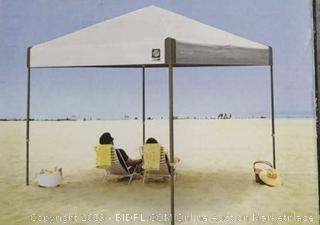 E-Z Up 10 by 10 canopy instant shelter