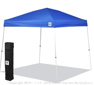 EZ Up Sierra II canopy shelter blue10 x 10