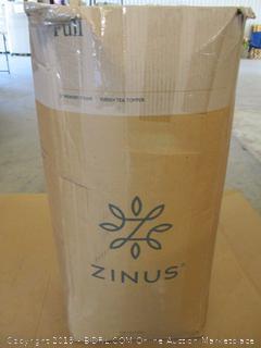 "Zinus 3"" Memory Foam Green Tea Topper (Full)"