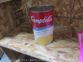 Campbells Cream of Chicken Canned Soup