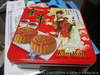 Kam Wah Moon Cakes Mung Bean Paste