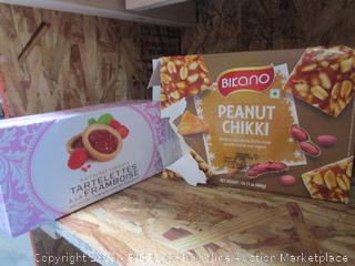 Peanut Chikki and Tartlets