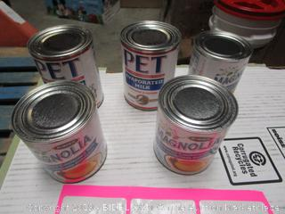 Canned Condensed and Evaporated Milk