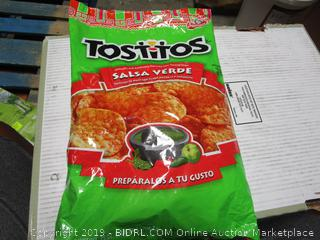 Tostitos Salsa Verde Chips