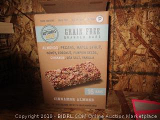 Autumn's Gold Grain Free Granola Bars