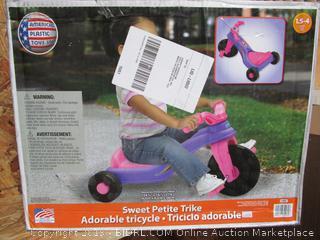 Sweet Petite Trike