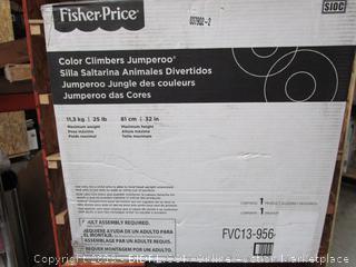 FisherPrice Color Climbers Jumparoo