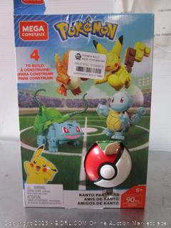 Pokemon Toy Item Preview
