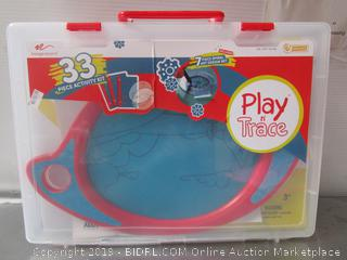 Play 'n' Trace Kids Toy