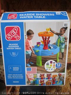 Step 2 Seaside Showers Water Table