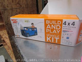 Antsy Pants Kids Vehicle Kit