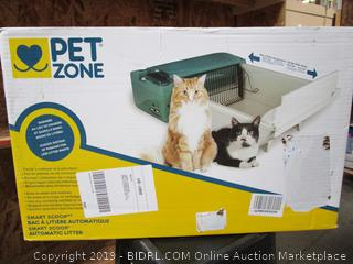 Pet Zone Automatic Litter Box