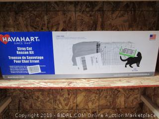 Havahart Stray Cat Rescue Kit