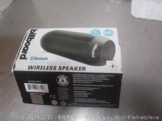 Billboard Wireless Speaker