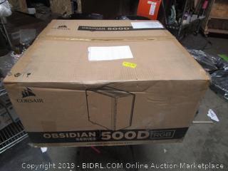 Obsidian Series 500 D
