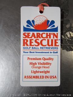 Search n rescue Golf Ball Receiver