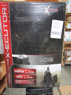 The X-Excutor Shooting Bench