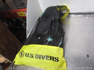 U.S Divers Equipment