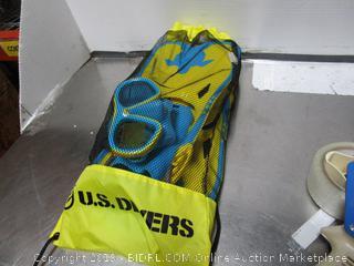 US Divers Equipment