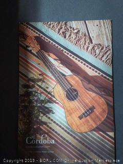 Cordoba miniature guitar