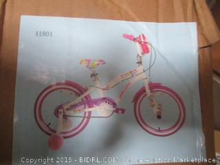 "Kent 18"" Girls' Bike"