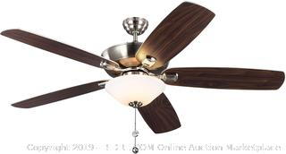 Monte Carlo Fans 5CSM60BSD Colony Super Max Plus 60 inch(Factory Sealed/Box Damage) COME PREVIEW!!!!! (online $188)